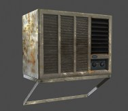 Alpha Protocol : Air conditioner