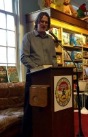 Author Martin Seay at Bookstopa Northshire Bookstore