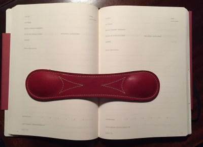 Leuchtturm1917 Ex Libris Private Reading Journal - WildmooBooks.com