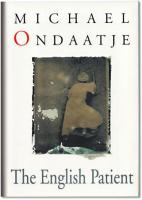 Michael Ondaatje The English Patient Book Cougars readalong (WildmooBooks.com)