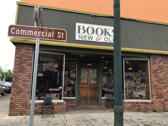 Godfather's Books in Astoria, OR (WildmooBooks.com)