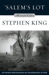 'Salem's Lot by Stephen King (WildmooBooks.com)