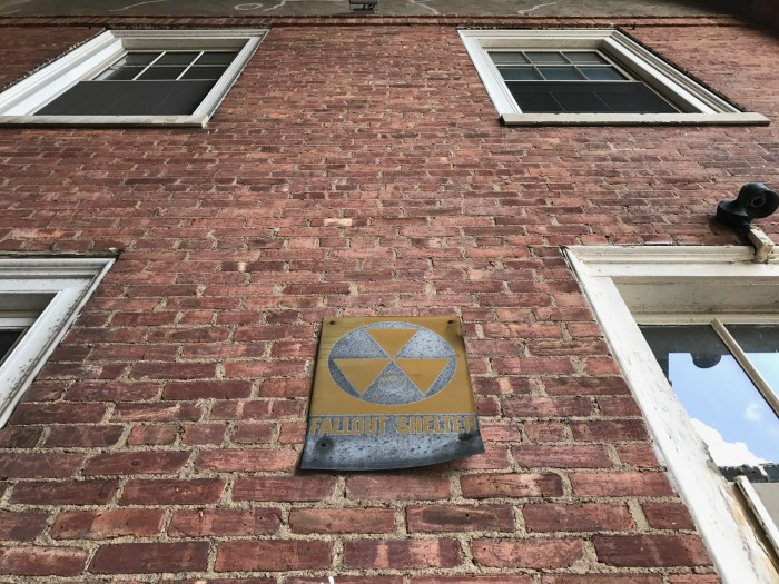 Fallout Shelter on Governors Island (WildmooBooks.com)