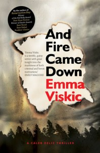 And Fire Came Down by Emma Viskic (WildmooBooks.com)