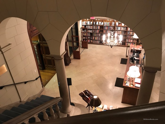 The New York Society Library - Circulation (WildmooBooks.com)