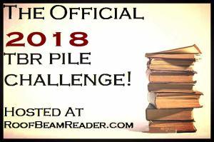 2018 TBR Challenge (WildmooBooks.com)