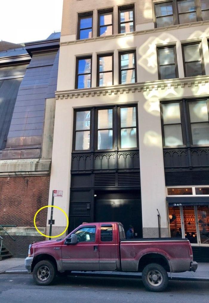 Herman Melville 26th Street, Manhattan (WildmooBooks.com)