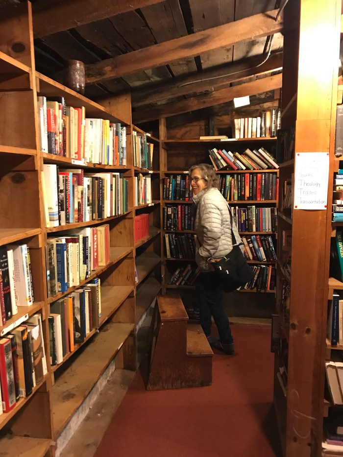 Emily at Whitlock's Book Barn (WildmooBooks.com)