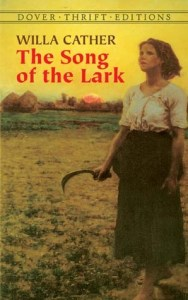 The Song of the Lark, next read for the Willa Cather Book Club