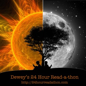 Dewey's 24 Hour Readathon Day & Night