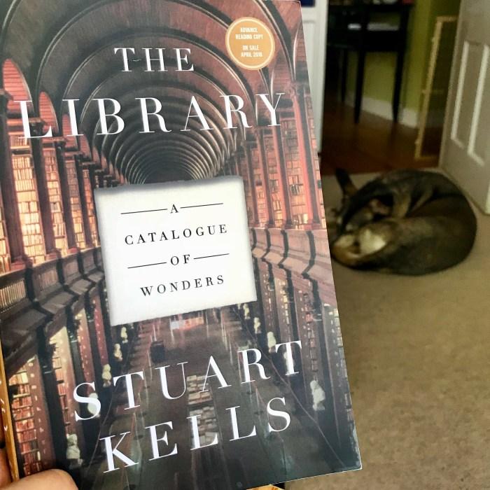 The Library by Stuart Kells (WildmooBooks.com)