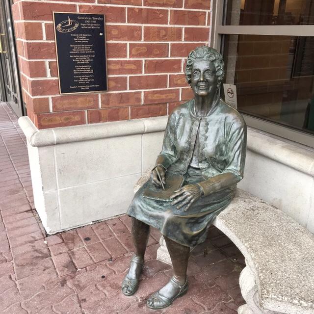 Genevieve Towsley (1907-1995) on WildmooBooks.com