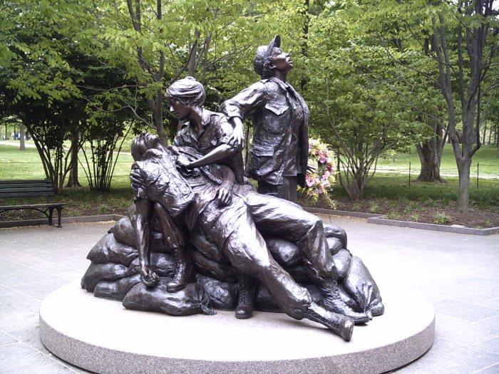 Vietnam War Woman's Memorial