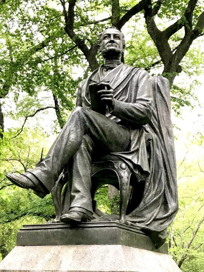 Fitz-Greene Halleck Central Park 2 (WildmooBooks.com)