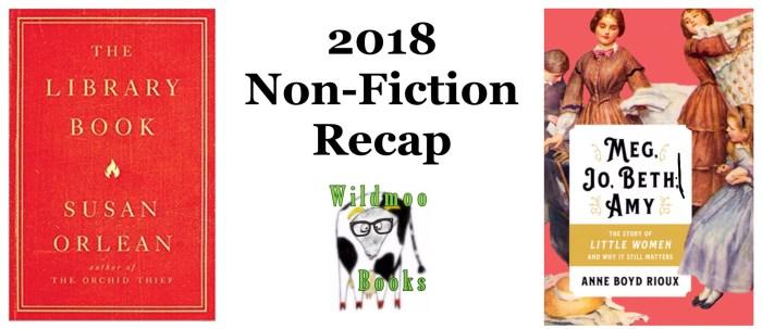 WildmooBooks 2018 Non-Fiction Recap