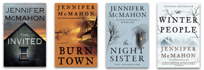 Jennifer McMahon recent novels