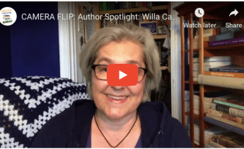 Author Spotlight: Willa Cather #BookTube