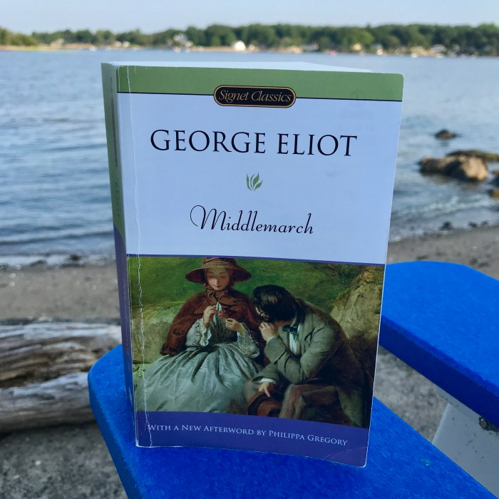 Middlemarch by George Eliot, Signet Classics edition