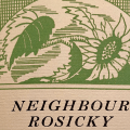 Neighbour Rosicky by Willa Cather