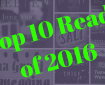 Top 10 Reads of 2016 - in 2020! chriswolak.com