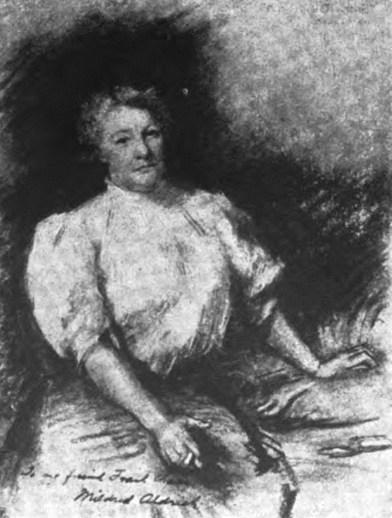 Mildred Aldrich Portrait