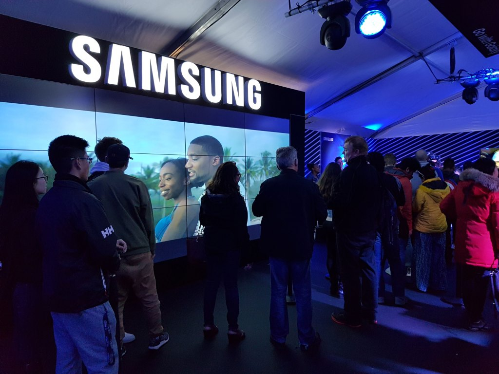 Samsung Galaxy Event