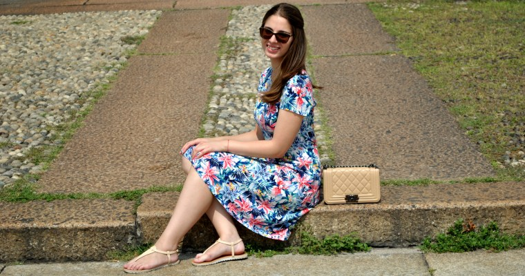 My new favorite summer bag and how I style it