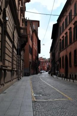 Small side-street