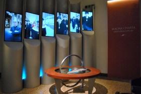 Palazzo Poggi Museum - Magna Carta of Universities