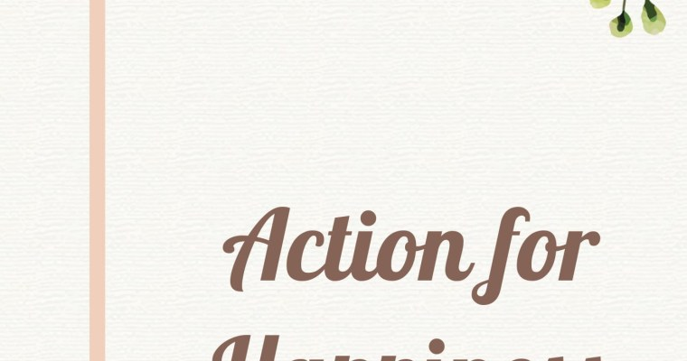 Action For Happiness – January 2020