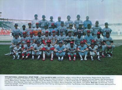 1975 NL team