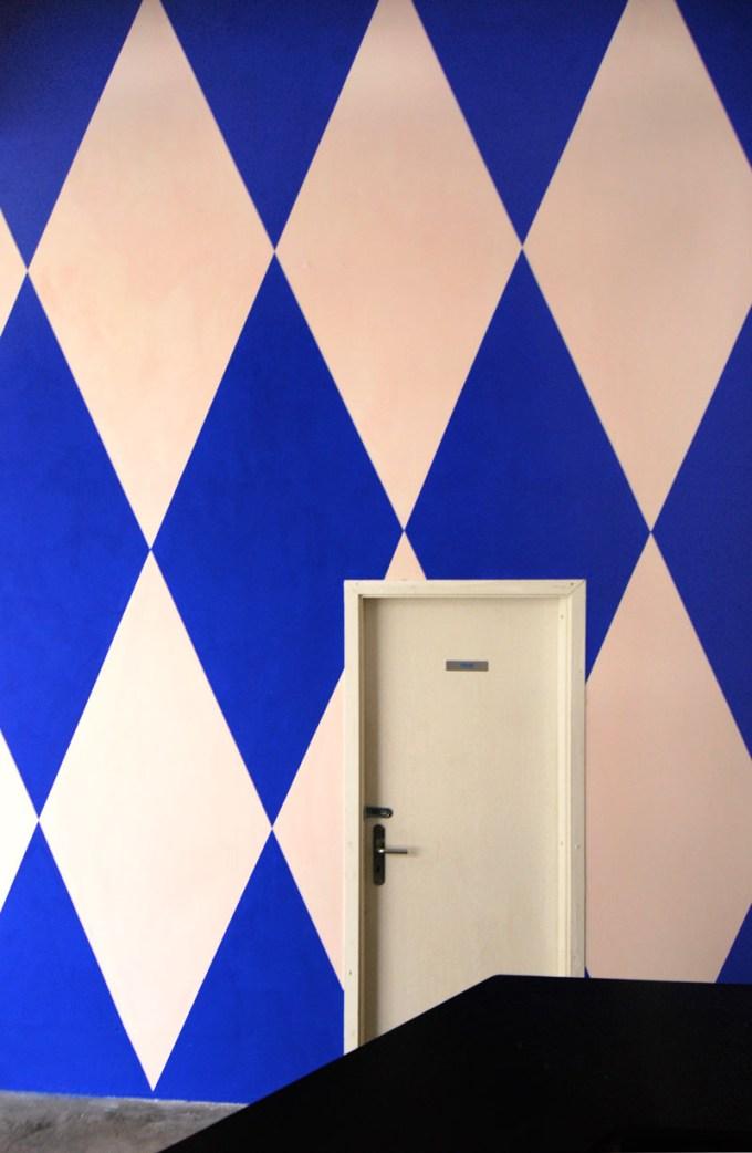 Farbkonzept Wall Design Susanne Sauter