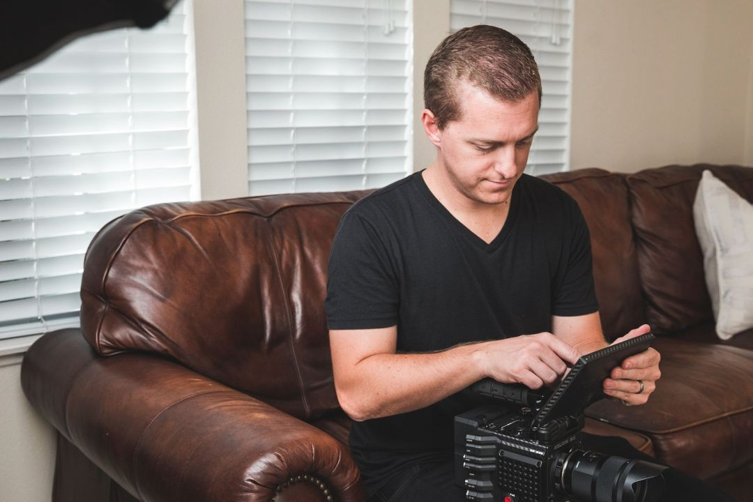 Avrek Law Firm Camera Setup
