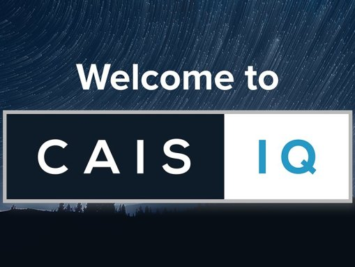 CAIS – CAIS IQ Product Launch