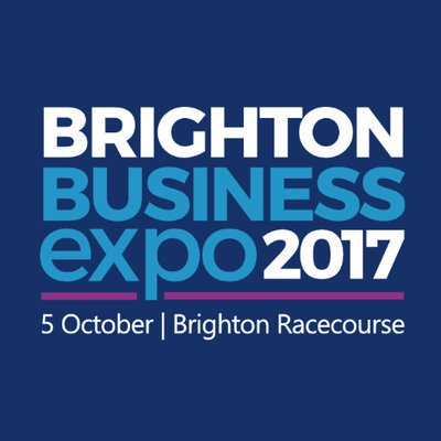 Brighton Business Expo 2017 exhibition stand