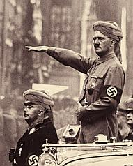 Hitler in a turban