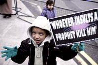 Kill those who insult the prophet