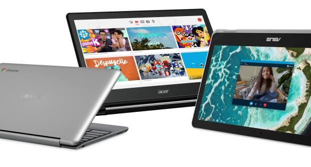 Pourquoi acheter un Chromebook ?