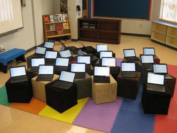 Les Chromebook s'imposent au sein des écoles suédoises !