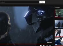 Passez en Dark Mode sur YouTube !