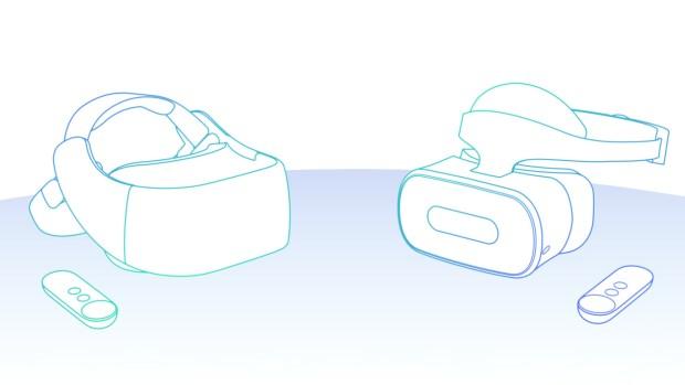 Google prépare un casque de réalité virtuelle autonome