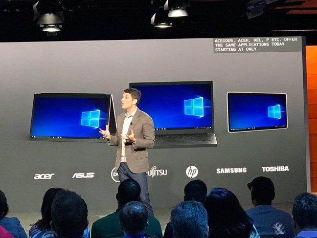 Microsoft annonce un Windows 10 S, un concurrent sérieux pour les Chromebook ?