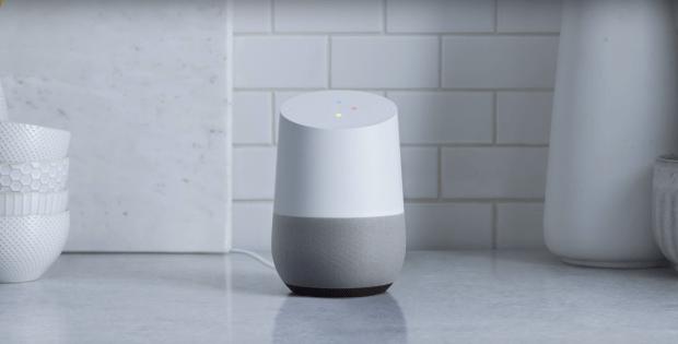 Google Home sera disponible dès début août en France !