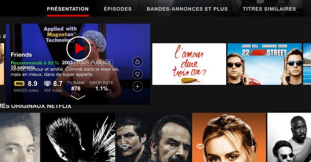 Enrichissez votre expérience Netflix grâce à une extension du Chrome Web Store !