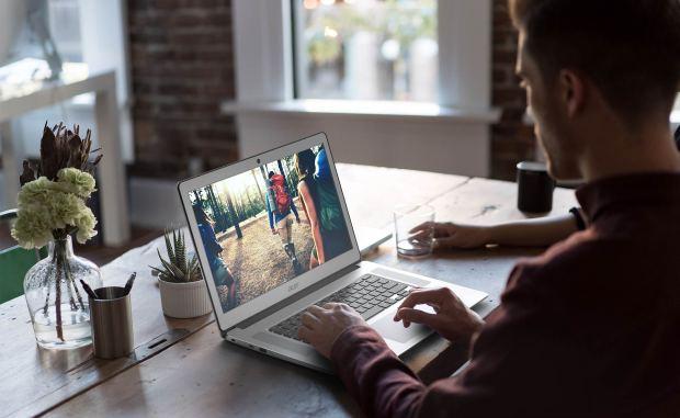 Acer dévoile une nouvelle version de son Acer Chromebook 15