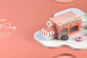 Google Home Mini Donut Shop : vous êtes plutôt Google Home Mini ou donut ?