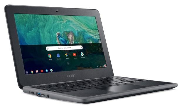 BETT 2018 : deux nouveaux Chromebooks et un Chromebox du côté d'Acer