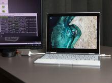Fuchsia OS installé sur un Pixelbook en vidéo