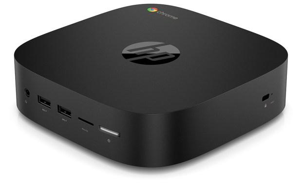 HP annonce le lancement de deux Chromebooks et un Chromebox