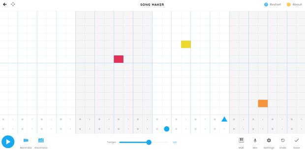 Google Song Maker : composez simplement votre musique